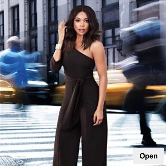 New York & Company Other - One shoulder jump suit